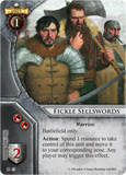 Fickle Sellswords