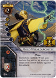 Gold Wizard Acolyte