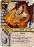 Great Fire Dragon