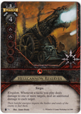 Hellcannon Reserves