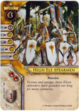 High Elf Spearmen