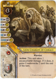 Lion Chariot of Chrace
