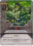 Numberless Graves
