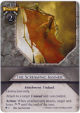 The Screaming Banner
