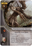 Thornflesh Dryad