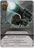 Warp Lightning Cannon