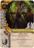 White Lion Champion