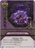Withering Hex
